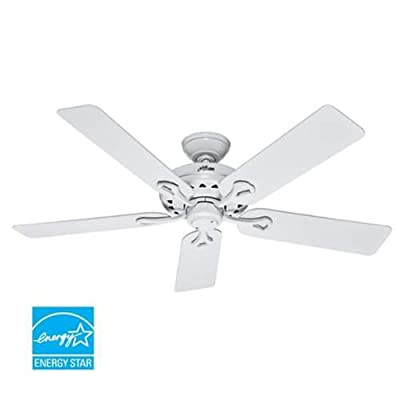 Hunter The Savoy 52-Inch Ceiling Fan with Five Blades