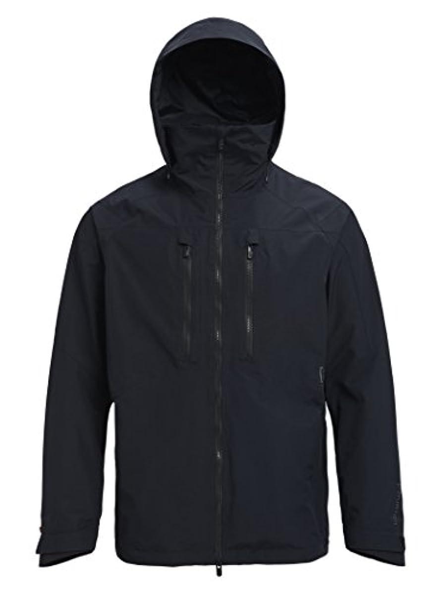 [해외] BURTON(버튼) 스노보드 웨어 맨즈 재킷 고어텍스(Gore-tex) AK GORE-TEX SWASH JACKET 2018-19년 모델 S~엘사이즈 TRUE BLACK