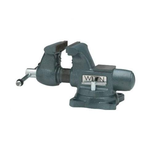 Wilton 63201 1765 6-1/2-Inch Jaw Width by 6-1/2-Inch Opening Tradesman Vise