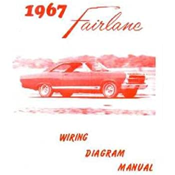 1967 ford fairlane wiring diagrams schematics
