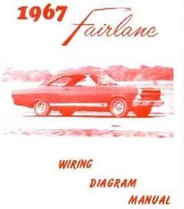 [SCHEMATICS_4UK]  Amazon.com: 1967 FORD FAIRLANE Wiring Diagrams Schematics: Everything Else   1966 Ford Fairlane Wiring Diagram      Amazon.com