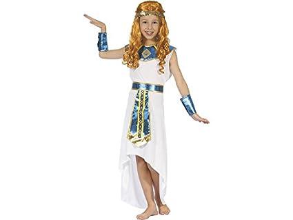 DISONIL Disfraz Reina Egipcia Niña Talla S: Amazon.es: Juguetes y ...