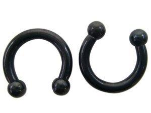 Horseshoe Circular Acrylic - 3