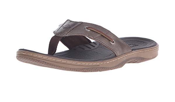 75196818c4599f Sperry Top-Sider Men s Baitfish Thong Sandal (Hanging)