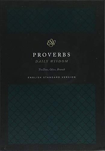 ESV Proverbs: Daily Wisdom (TruTone, Olive, Branch ()