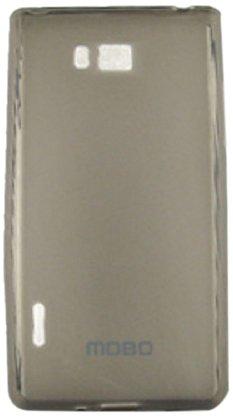 MOBO ESMLGOPTIMUSL7SF10BA Cell Phone Case - Retail Packaging - Black