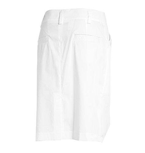 Gunex Gonna Donna MOP181802C5116 Cotone Bianco