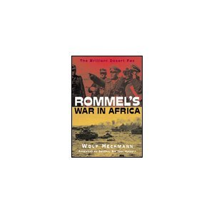 Rommel's War In Africa (City Of Arlington Heights Il)