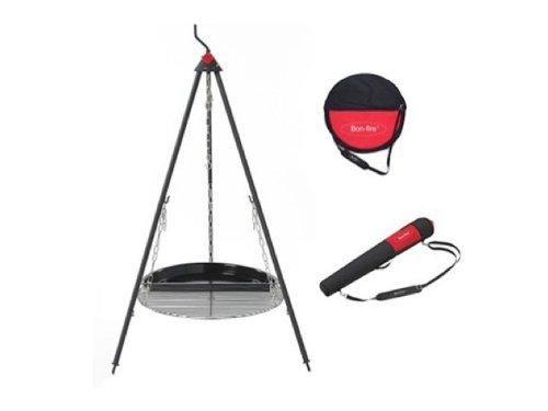 Bon fire 110076 7 Piece Portable Grilling
