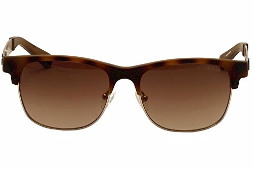 GU6859 C56 Brown 52f Guess Havana Gradient Dark 4PxZUUwg