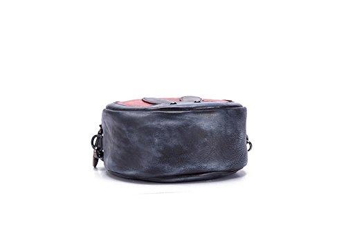 Single Ladies Handbags Shoulder Lovely Gwqgz Bags Skew Fashionable With Circular wHa4qnWZxY