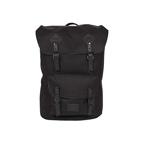 (Doughnut American Vintage Cordura Laptop Backpack One Size Black)