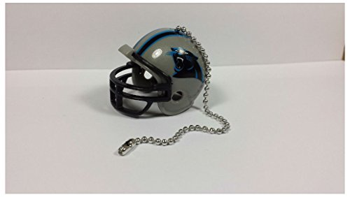 NEW NFL Ceiling Fan Helmet Pull Chain Lamp Pull Chain (Carolina Panthers)