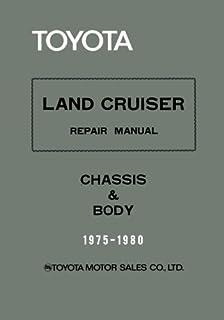 Toyota land cruiser fj40 43 45 55 60 6882 haynes repair toyota land cruiser repair manual chassis body 1975 1980 fandeluxe Gallery