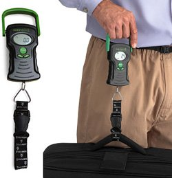Balanzza Digital Luggage Scale 100lb 44kg BZ100, Bags Central