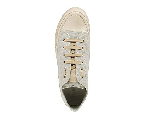 Candice Cooper Sneakers Opium Wit Zand