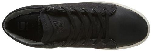 Alte Thec Mid G 990 Uomo Black Scarpe STAR Nero RAW Ginnastica da EqRwwB0xg