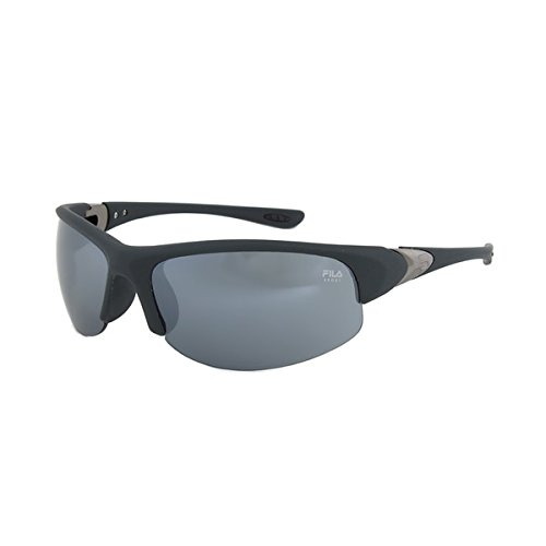 Fila FAC1033 035 Matte Half Framed Sunglasses, Matte - China From Buy Sunglasses