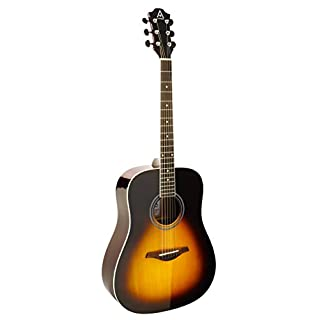 Hohner Guitars A+ by Hohner AS305-TSB Acoustic Guitar,