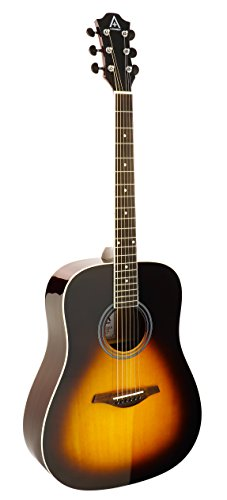 - Hohner Guitars A+ by Hohner AS305-TSB Acoustic Guitar, ,