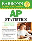 img - for Barron's AP Statistics 5th (fifth) edition Text Only book / textbook / text book