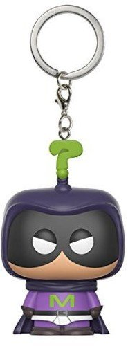 Nickelodeon Funko Pop Keychain South Park Mysterion Action Figure
