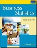 Business Statistics Front Cover