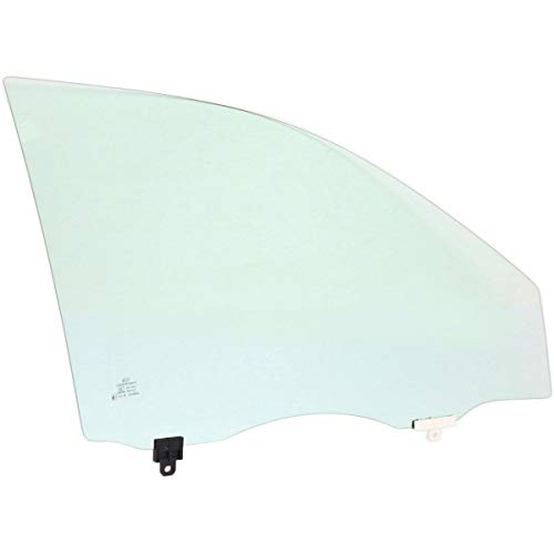 (New Door Glass Front Passenger Right Side RH Hand Sedan for Corolla 6810102130)