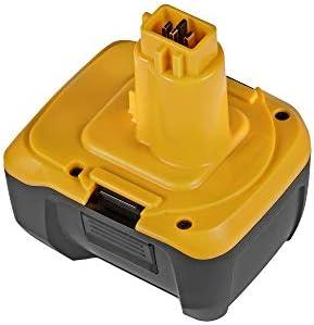 GC® (3Ah 14.4V Li-Ion Cells) Replacement Battery Pack for DeWalt DC615KA Power Tools