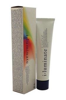 - ISO Illuminate Demi-Permanent Creme Color, Black, 2 Ounce