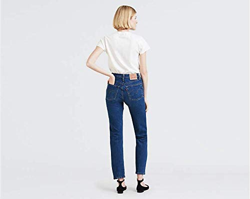 Levi's Dark Donna Jeans Levi's blue Jeans 5nU0OS