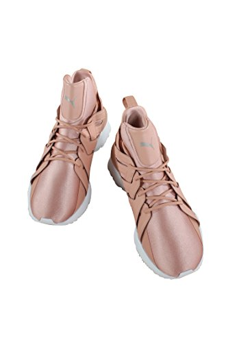 Muse B White Beige Echo Satin EP Women's PUMA US Peach 9 aqz0p5