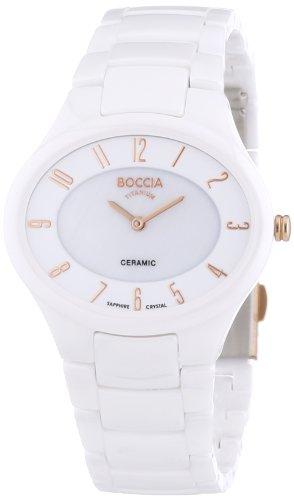Boccia Women's Watch(Model: 3232-02)
