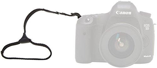 AmazonBasics Camera Wrist Strap - 9 x .8 x 1 Inches, Black