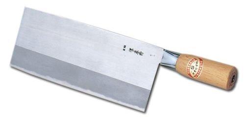 Sakai Takayuki Chinese Cleaver Knife N01 Yasuki White-2 Steel 20002 Chinese Knife 225mm by Sakai Takayuki