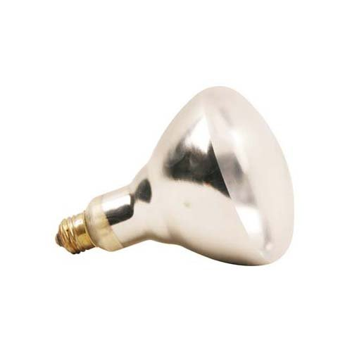 NEMCO Infrared Heat Bulb Safety-Coated Shatter Resistant Bulb 45767