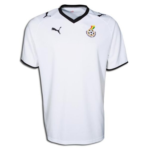 2008 Home Soccer Jersey - 6