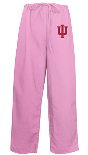 Ladies Indiana University Pants IU Scrubs - Bottoms for Women