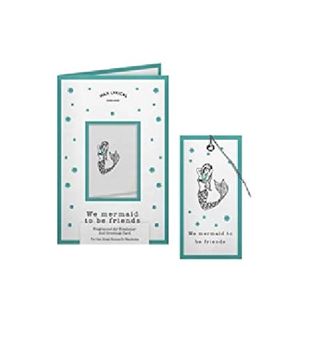 Wax Lyrical Giftscents® Mermaid To Be Friends - Tarjeta ...
