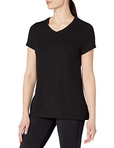 Champion Women's Jersey V-Neck T-Shirt