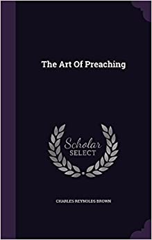Book The Art of Preaching
