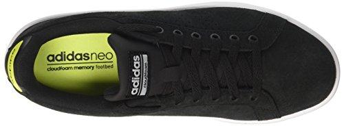 Adidas Herren Cloudfoam Voordeel Sneaker Mehrfarbig (core Zwart / Kern Zwart / Zonne-geel)