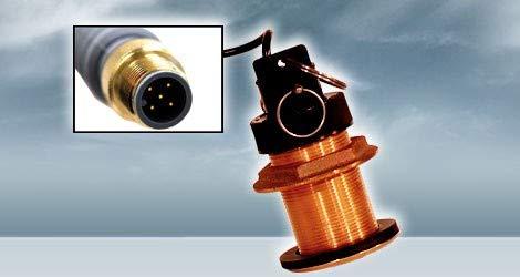 Furuno Smart Sensor Dt-800msf - Thru-Hull Transducer (Sensor Furuno Smart)