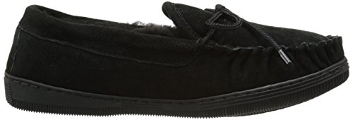 Chocolate Men's Lamo Shoes Moc Moccasin Black zfTa1qw
