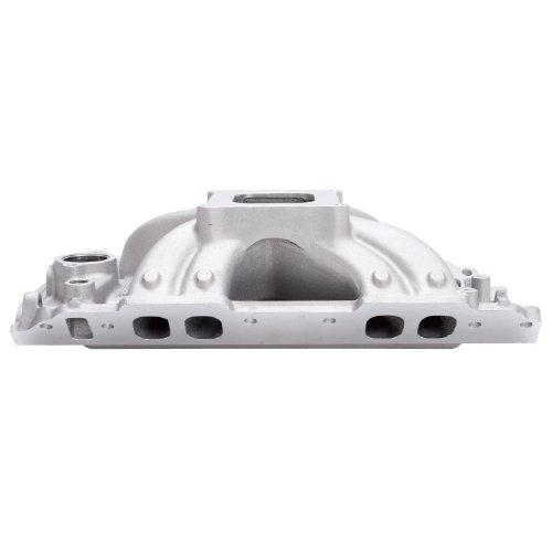 Edelbrock 2904 Victor Junior Aluminum Intake Manifold (Intake Aluminum)