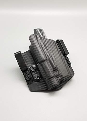 Neptune Concealment Kydex Gun Holster for CZ p09 - Light / Laser bearing Nestor Series - Veteran Made USA