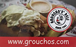 Groucho's Deli Gift Card - Raleigh North Hills Stores