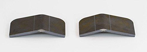Metal Tech FJ Cruiser Body Mount Chop Kit (Fj Cruiser Parts Body)