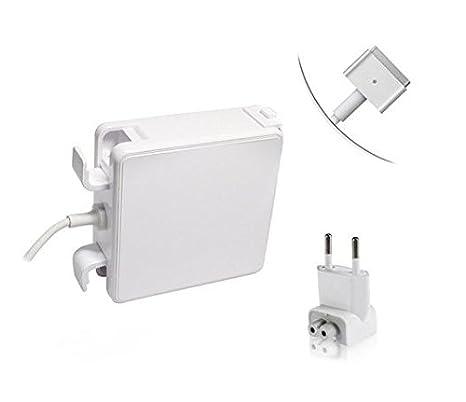 SEAFINE 85 W Fuente de alimentación portátil Cargador para Apple MacBook Pro 15 A1398 Retina Modelos – Finales de 2012 y posterior – Mac Cable de ...