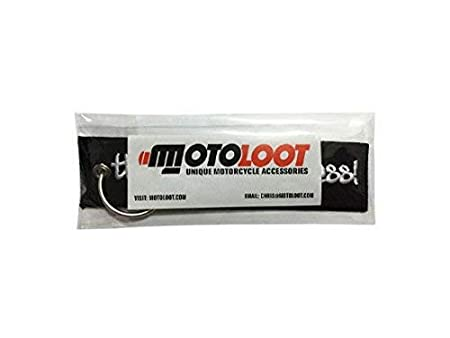 Amazon.com: Moto Loot Llavero para motocicletas, scooters ...
